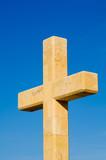 Large stone cross
