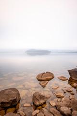Lake st Clair, National Park. Tasmania © Sunnyrain