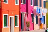 Insel Burano bei Venedig, Italien