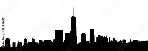 New-York City, USA - 258398685