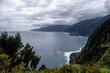 canvas print picture - Nordkueste Madeira