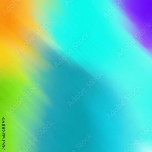 Abstract colorful background. Design Template. Modern Pattern. Gradient Illustration For Web and Application Design - 258539649