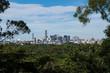 canvas print picture - Brisbane in Green