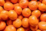 fresh mandarine, background for design