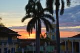 Plaza Mayor, Straßenszene, Trinidad, Kuba