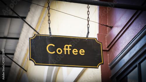Sign 346 - Coffee