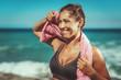 Leinwanddruck Bild - Every Workout Pays Off