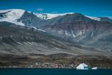 small settlement - huge nature