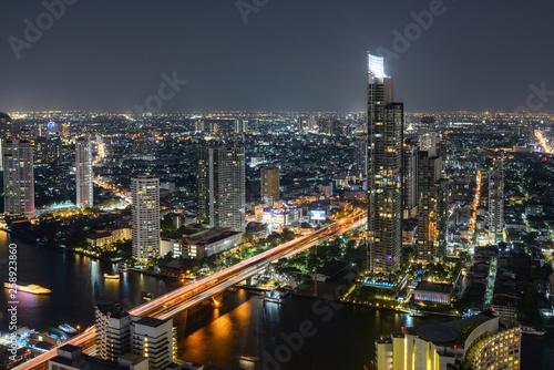 Fototapeten Bangkok Bangkok Thailand city