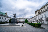 Poland, the Presidential Palace in Warsaw