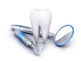 narzędzia do zębów i zębów