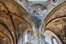 """Постер, картина, фотообои """"Cattedrale di parma cupola"""""""