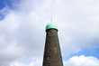St Patricks Tower, in Thomas Street Fublin, Ireland. Built in 1757 as a smock tower it was originally part of Roe Distillery once Europes largest distiller it is now part if Dublins Digit Hub. - 259010802