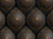 Arabesque motif design background - 259057453