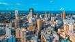 Quadro Dar es Salaam city scape
