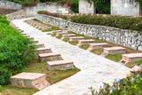 Che Guevara architectural complex, cemetery, Santa Clara, Cuba