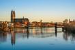 Magdeburg an der Elbe in Sachsen-Anhalt