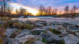 Fototapeta Fototapety z naturą - Ammer Weilheim © T. Linack