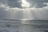 Rayon de soleil sur mer