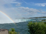 Fototapeta Tęcza - Niagara © Benjamin