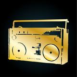 Ghettoblaster Gold