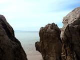 Fototapeta Room - Morskie skały z widokiem na morze © Magdalena