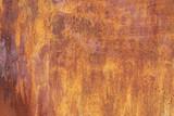 Zardzewiała metalowa tekstura z naturalnymi defektami. Zadrapania, grungy, pęknięcia, korozja. Może być używany jako tło lub plakat do napisu.