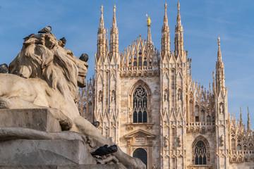 duomo di Milano, Milano, Italia