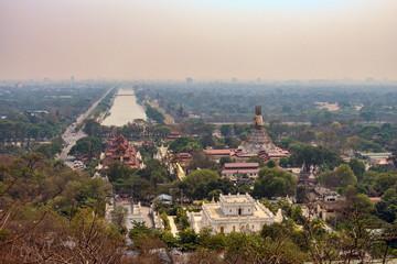 Kyauktawgyi Temple, Mandalay