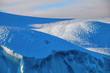 canvas print picture - Blaue Eiswelt in Grönland