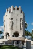 Kuba, Santiago de Kuba;  Das Mausoleum von
