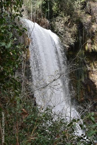 Cascada, naturalez, montaña © Alba