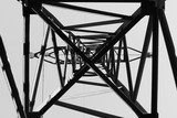 power pole in ant view
