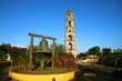 canvas print picture - Turm der Plantage Manaca Iznaga-Kuba