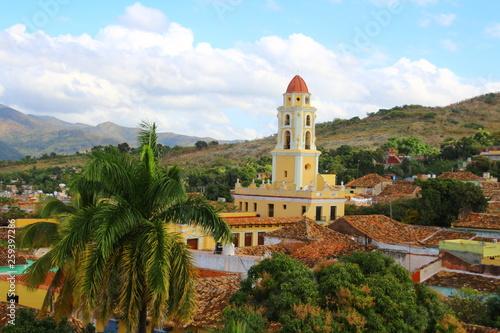 canvas print picture Trinidad- Kuba