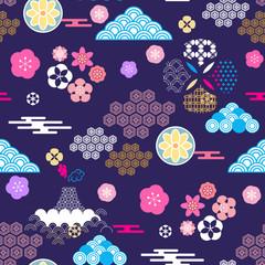Japanese pattern50 © TATIANA