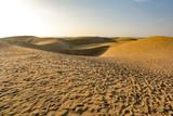 Fototapeta Fototapety z naturą - Gran Canaria island landscape of sand on beach  © magdal3na