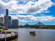 canvas print picture - Brisbane Australien