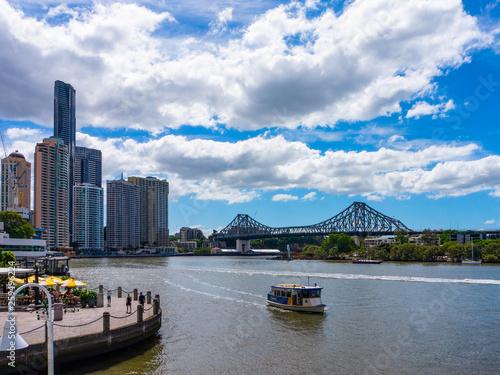 canvas print picture Brisbane Australien