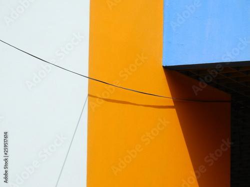 modern color building minimalism style © srckomkrit