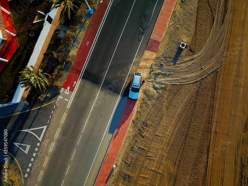 Andalusien und Teneriffa aus der Luft - Eindrucksvolle Luftbilder von Spanien © Roman