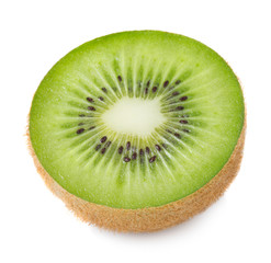 kiwi isolated on white background