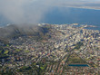 Cape Town from Table Mountain, South Africa - 259585039