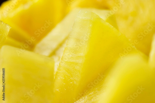 Slices of pineapple - 259586601