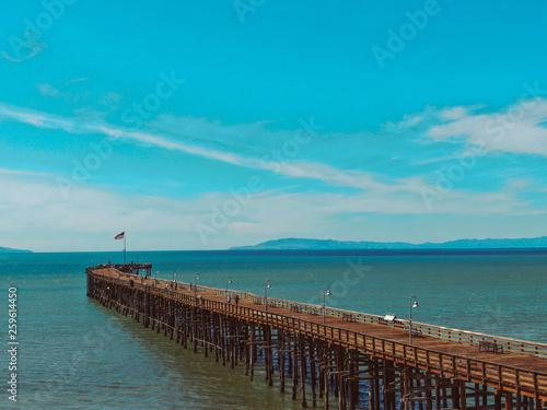 Drone of Ventura pier © louise