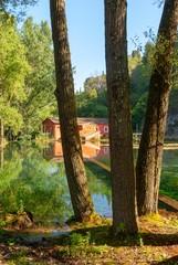 Mulino ad acqua - Posta Fibreno - Frosinone - Lazio - Italia