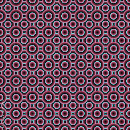 Composizione astratta digitalizzata. sfondi - 259646693