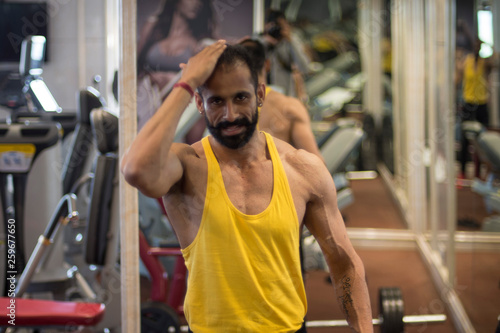gym, fitness, muscular, portrait, people, young, body, person, handsome, smiling, workout, athlete, guy, sport, men, muscle, strong, fit, training, exercise, happy, healthy, bodybuilder, athletic, lif