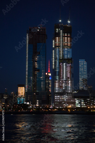canvas print picture New York