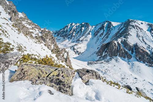 Scenic view at High Tatras, Slovakia